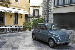 italiaans straatbeeld foto