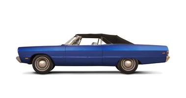 Plymouth Fury III 1969.