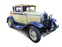 Ford model A- 1930 foto