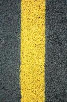 gele lijn