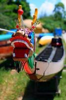drakenboot foto