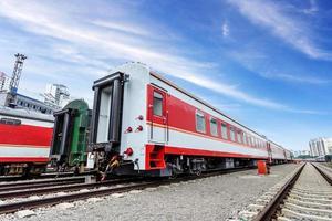 treinen foto