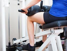 benen training foto