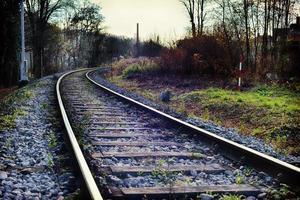 trein lijn foto