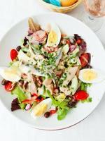 nicoise salade foto