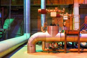 fabrieksapparatuur foto