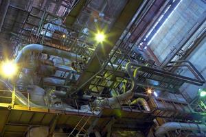chemische fabriek foto