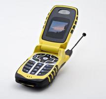 mobiele telefoon foto