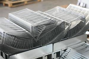 metalen plaat product foto