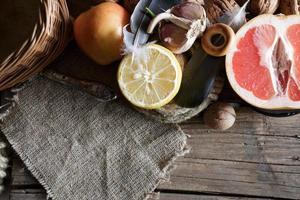 voedsel achtergrond foto
