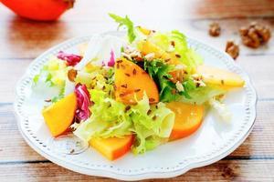 lichte frisse salade