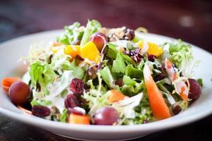 Cranberry Waldorf Salade foto