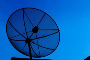 satellietschotel foto