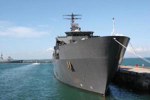 marine landingstank