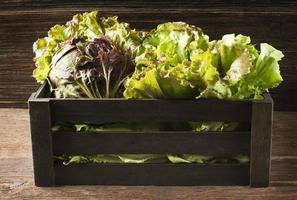 salade in doos