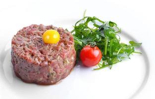 tartaar van kalfsvlees