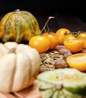 groenten en kruiden foto