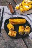 heerlijke maïs foto