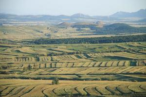 China rurale landschap foto