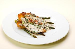 kip en asperges