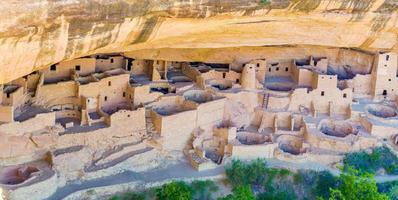 Cliff Palace, Mesa Verde foto