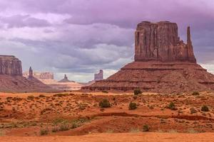 monument vallei schilderachtig foto