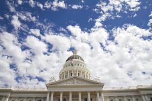 hoofdstad van Californië foto