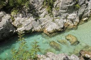 smaragd rivier foto