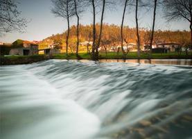 belelle rivier foto