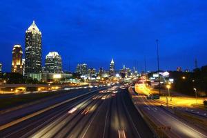 spits in Atlanta, Georgië