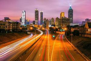 Atlanta, Georgia, VS.