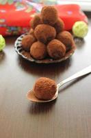 "snoep truffel likeur ""baileys"" foto"