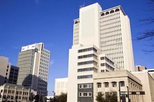 het centrum van Tampa foto