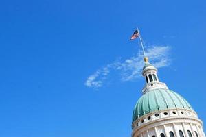 st. Louis Missouri Capitol foto