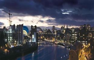 Tyne rivier foto