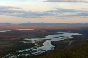 paraguacu rivier