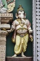 ganesha olifant god hindoetempel foto