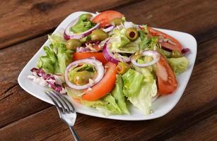 lente salade