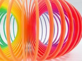 regenboog lente foto