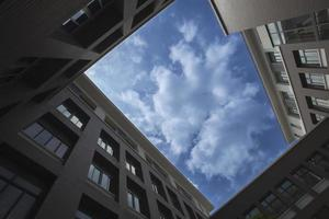 college gebouw foto