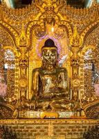 botataung pagode, yangon, myanmar foto