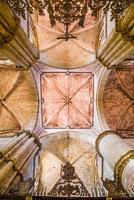 siguenza's kathedraal, guadalajara, spanje. foto