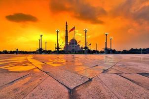 putra moskee foto