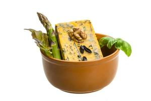 gouden kaas met mal foto