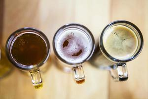 bier vlucht foto