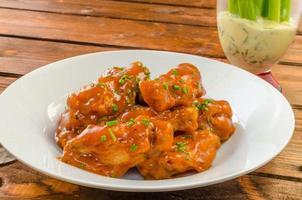 Buffalo Chicken Hot Wings foto
