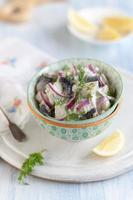 haring salade foto