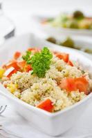 couscous salade foto