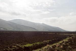beqaa landschap foto