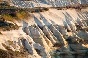 vulkanische landschappen foto